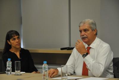 Café da manhã com ex-Ministro Miguel Jorge