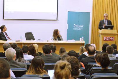 """""""Melhores práticas em relações governamentais na União Europeia"""" – Evento do IRELGOV em SP"""