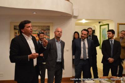 IRELGOV promove debate com Secretário de Desenvolvimento Social do Estado de São Paulo