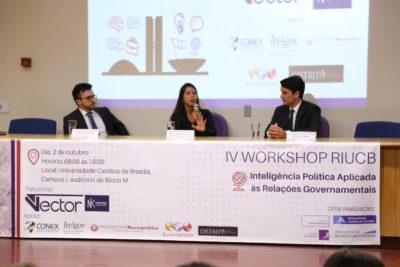 Diretor de Relações Institucionais do IRELGOV participa de evento em Brasília