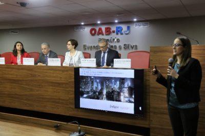 Em 1º Evento IRELGOV no Rio de Janeiro, o IRELGOV apresentou os resultados da 2ª fase da Pesquisa de Reputação dos Profissionais de Rel Gov e recebeu convidados para um debate
