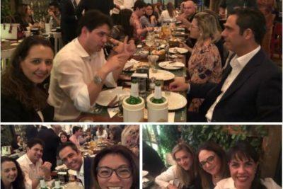 Happy Hour dos Associados, em São Paulo
